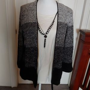 Alfred Dunner Sweater Top